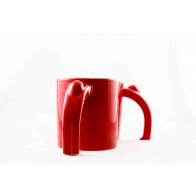 Sisifo Mug Red