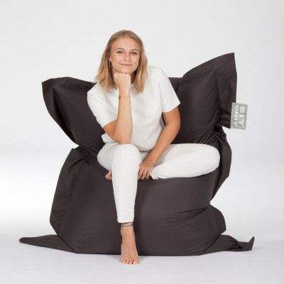 Sitzsack Innenbereich   Grau