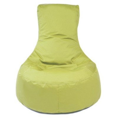 Outdoor Sitzsack-Liege Slope XS Plus | Limette