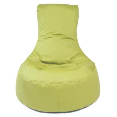 Outdoor Sitzsack-Liege Slope Plus | Limette