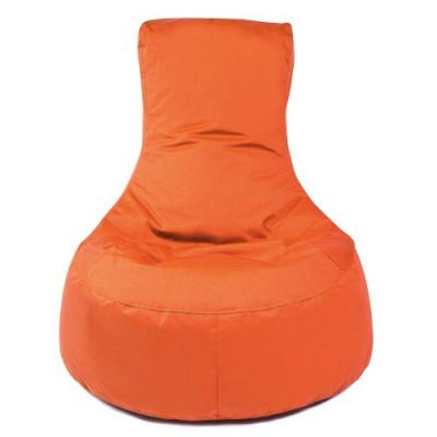 Outdoor Sitzsack-Liege Slope XS Plus | Orange