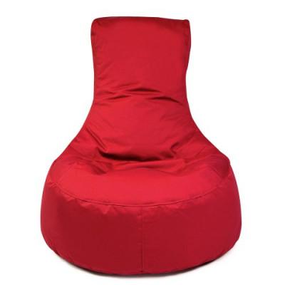 Outdoor Sitzsack-Liege Slope Plus | Rot