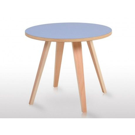 Side Table Arvika Round | Blue