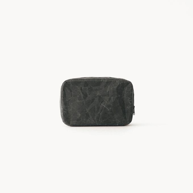 Square Pouch Black