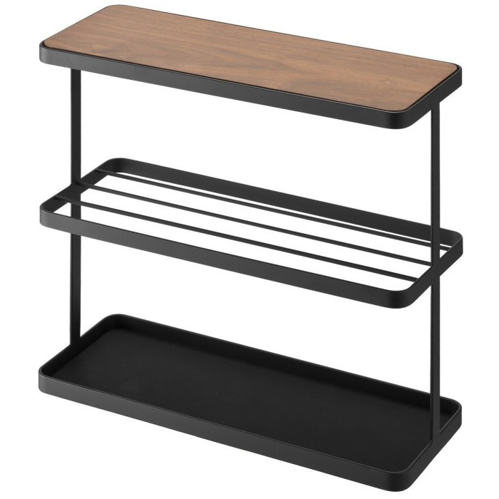 Side Table Tower | Black
