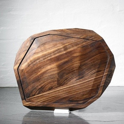 Cutting Board with Groove