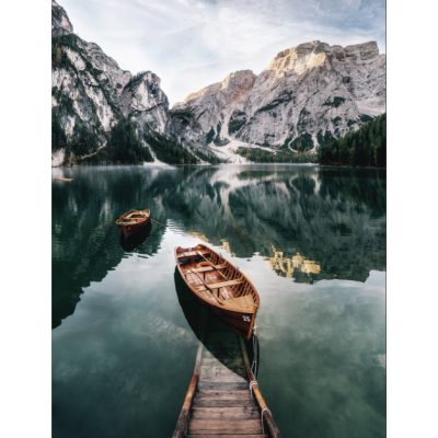 Poster | Lake View