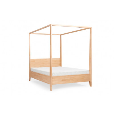 Wooden Bed Canopy | Beech Wood