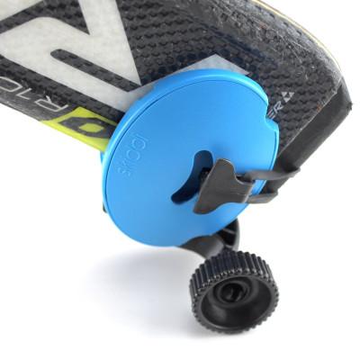 Mini Ski Trolley Skiddi | Blau