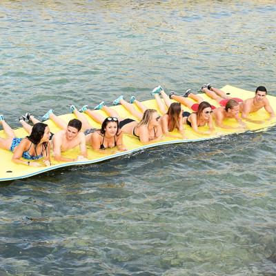Floating Water Matt XL 8-10 Places