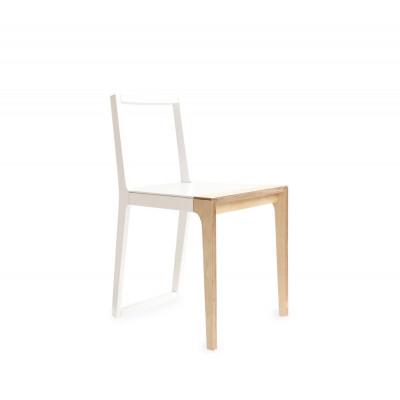 Stuhl Skin | Weiß