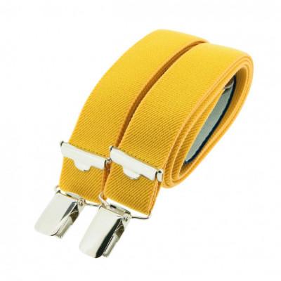 Bertelles   Thin Straps   Yellow