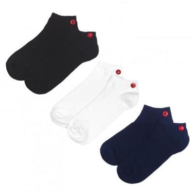 Low Men's Socks | Set of 3