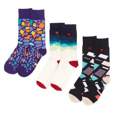 Men's Socks | Gaudi Set of 3