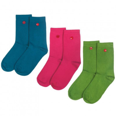 Women's Socks | Ocean Set of 3