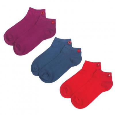 Low Women's Socks | Set of 3
