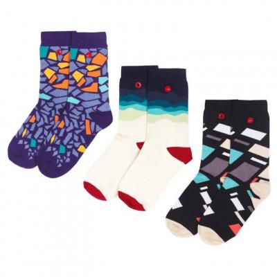 Women's Socks | Gaudi Set of 3