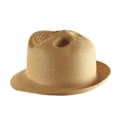 Mask Hat | Skull Khaki Brown