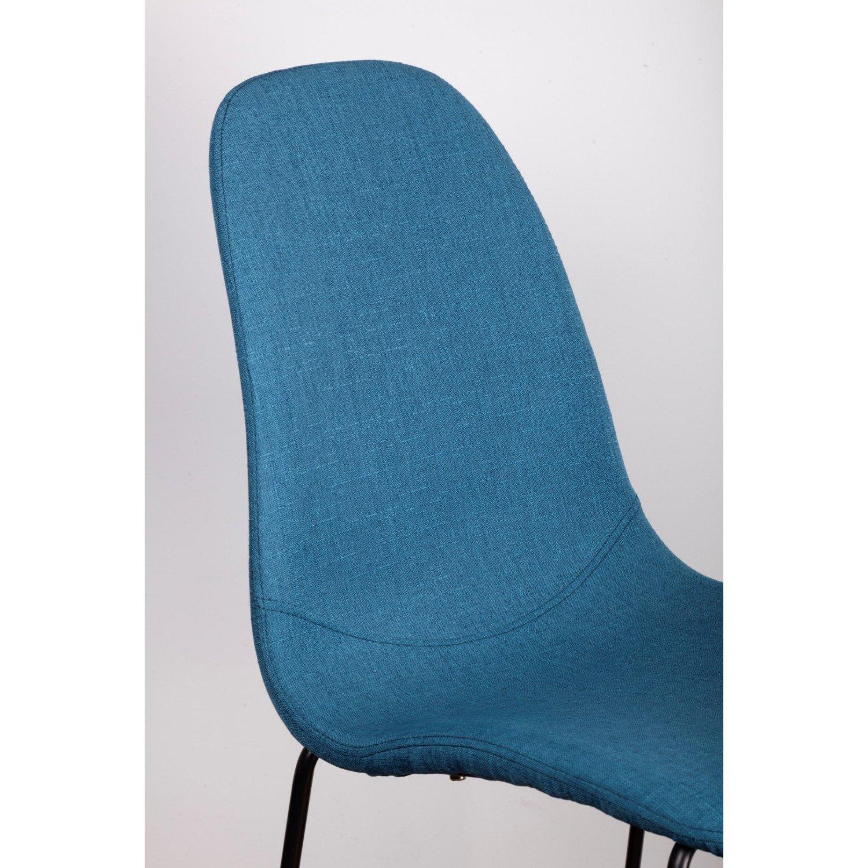 Chaise Helena   Bleu foncé