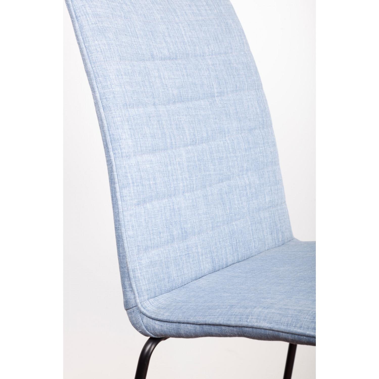Chaise Vera   Bleu clair