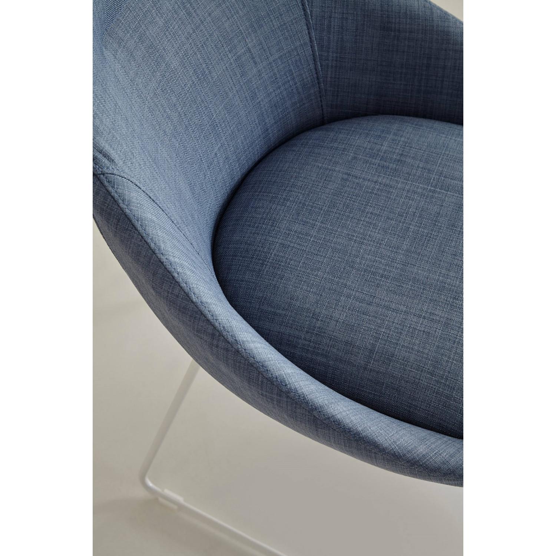 Chaise Alba | Bleu clair