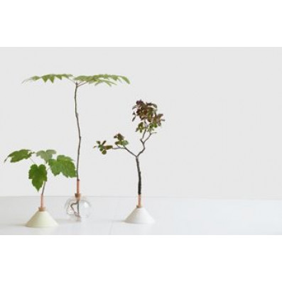 Consilium Soliflore Vase | Black