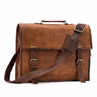 Leder-Messenger-Tasche