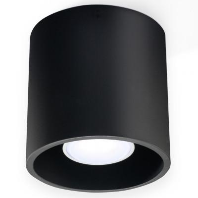 Deckenlampe Orbis | Schwarz