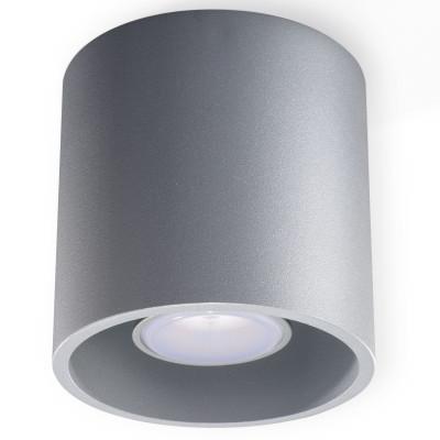 Deckenlampe Orbis | Grau