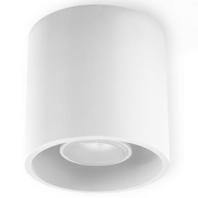 Deckenlampe Orbis | Weiß