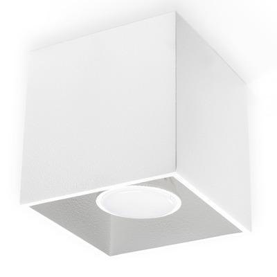 Deckenlampe Quad | Weiß