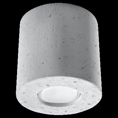 Deckenlampe Orbis | Beton