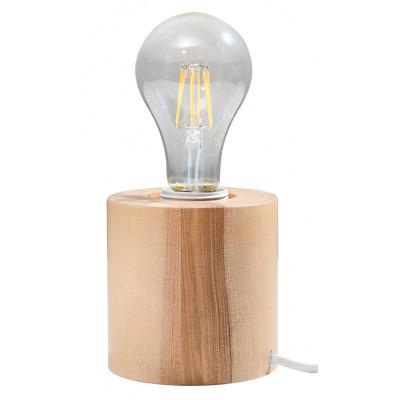 Tischlampe Salgado | Holz