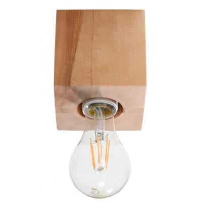 Deckenlampe Ariz | Holz