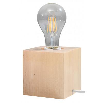 Tischlampe Ariz | Holz