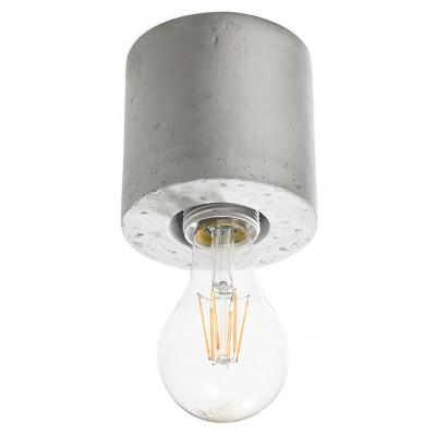 Ceiling Lamp Salgado | Concrete