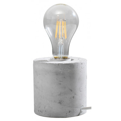 Tischlampe Salgado | Beton