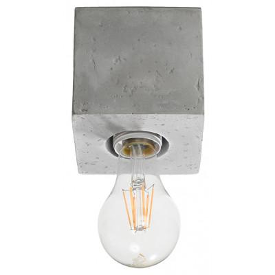 Deckenlampe Ariz | Beton