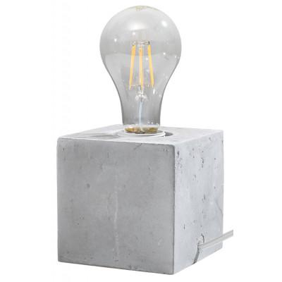 Tischlampe Ariz | Beton