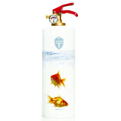 Feuerlöscher Goldfisch