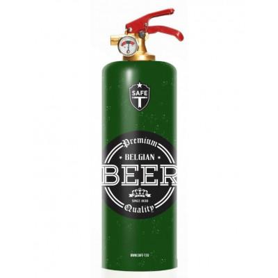 Feuerlöscher-Bier
