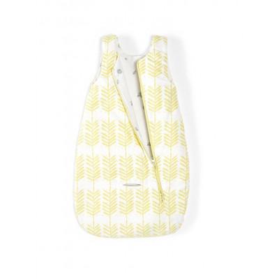 Sleeping Bag | Feathers Yellow