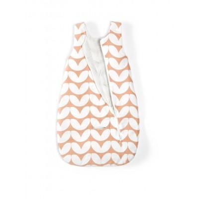 Sleeping Bag | Hearts Pink