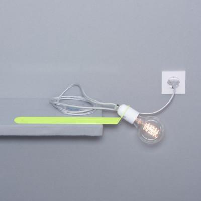 Schieberegal-Leuchte | Neon