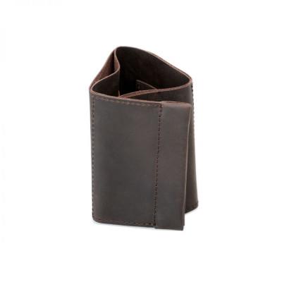 Slim Wallet | Dark Brown