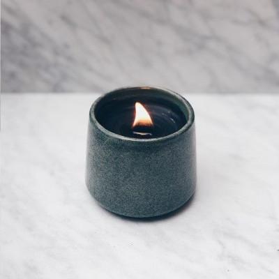 Slug Indoor Candle   Green
