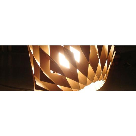 Tischlampe PILKE 28 | Birke