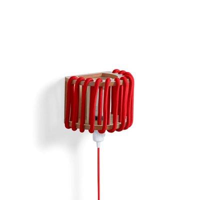Wall Lamp Macaron 20 cm | Red