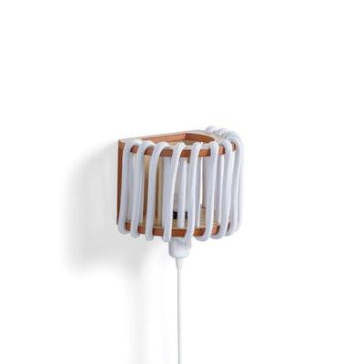 Wandleuchte Macaron 20 cm | Weiß