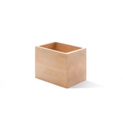 The Small Wooden Container | Ash Wood